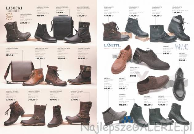 e83e29ca01 męskie buty na jesień - NajlepszeGALERIE.pl
