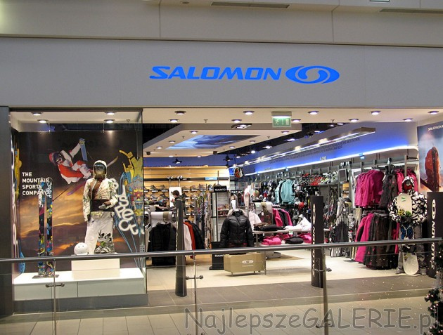 świetna jakość nowe promocje wysoka jakość Salomon Galeria Mokotów - NajlepszeGALERIE.pl