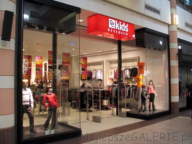 Reserved kids galeria mokot w Sklepy designerskie warszawa