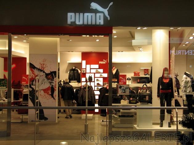 sklep firmowy puma warszawa