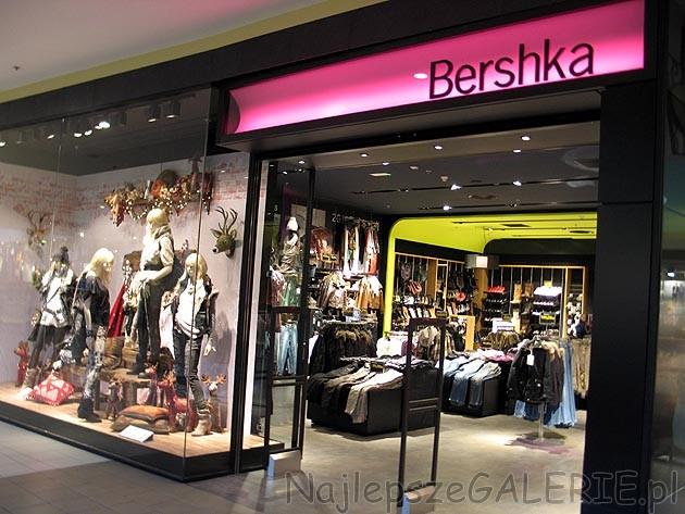 Bershka galeria mokot w Sklepy designerskie warszawa