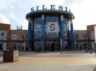 Wej�cie g��wne do Silesia CityCenter