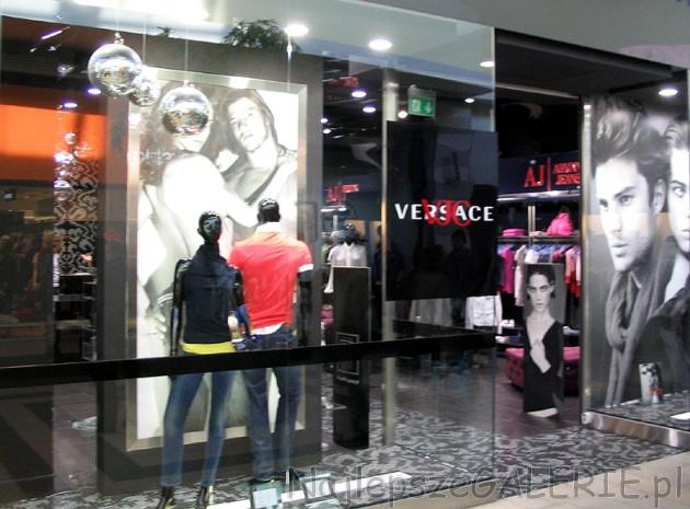 anders Niedriger Verkaufspreis klar in Sicht Versace Silesia City Center - NajlepszeGALERIE.pl