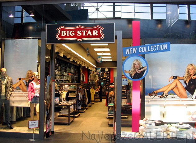 Online-Shop Modestile Sonderangebot Big Star Silesia City Center - NajlepszeGALERIE.pl