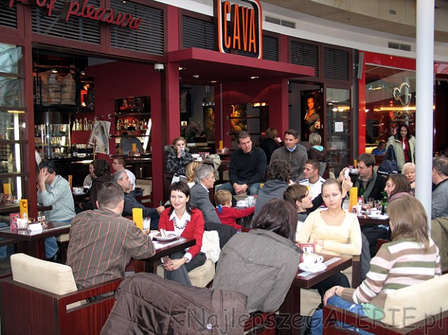 Italian Corner Cafe Warszawa