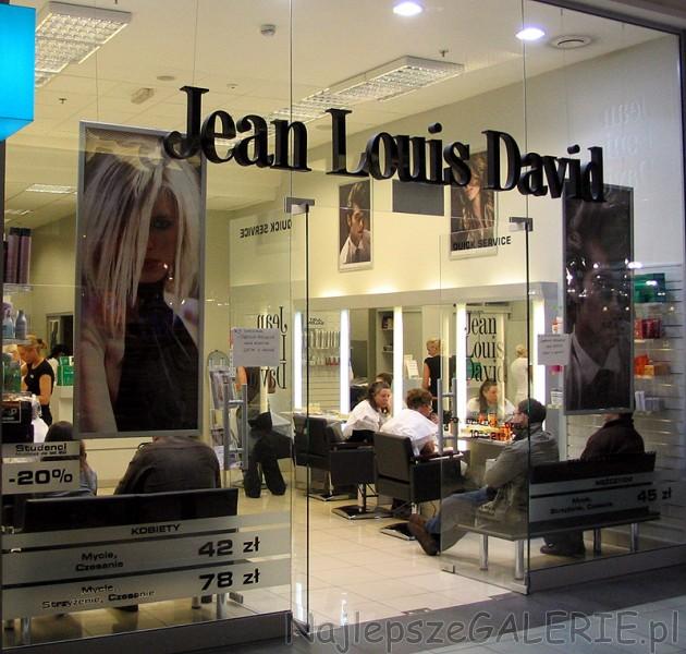 Preis bleibt stabil großes Sortiment neueste art Jean Louis David Silesia City Center - NajlepszeGALERIE.pl