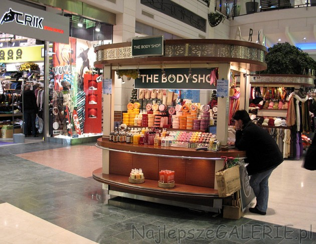 The Body Shop Arkadia