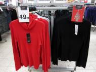 Moda F&F Tesco kolekcja zimowa odzież damska i męska