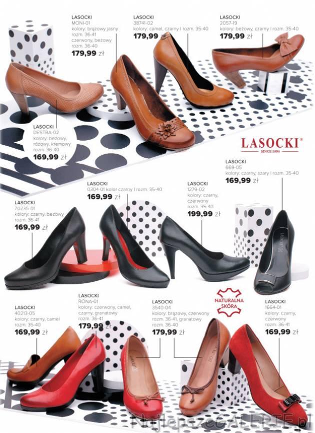 b764204844215 Katalog CCC 2013 Lasocki · Lasocki modne czółenka na szpilce cena  179