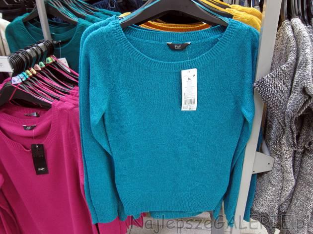 damskie swetry Tesco NajlepszeGALERIE.pl