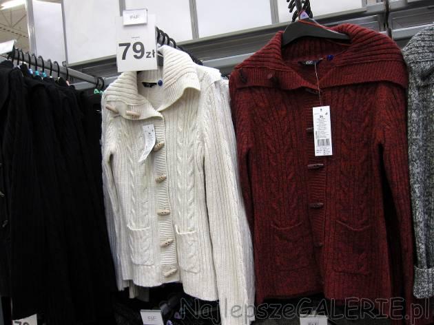Damskie swetry F&F NajlepszeGALERIE.pl