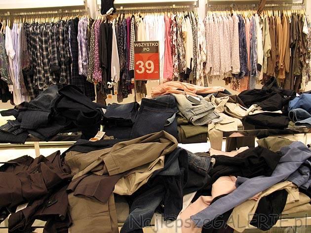 Zara wyprzedaż lipiec 2010 NajlepszeGALERIE.pl