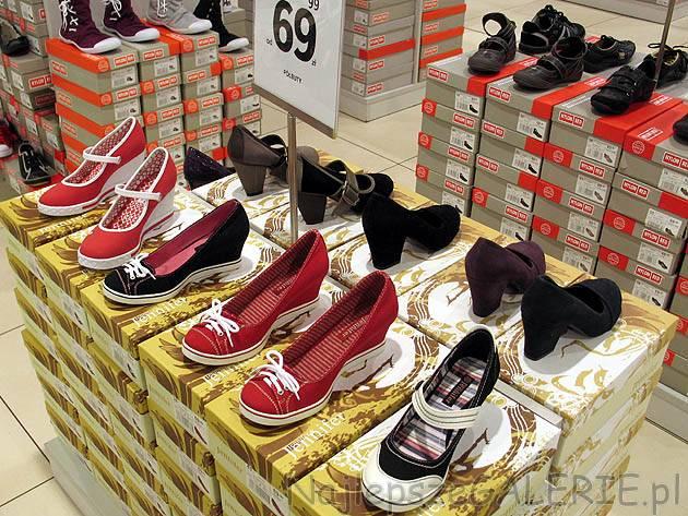 CCC buty męskie sznurowane na wiosnę NajlepszeGALERIE.pl