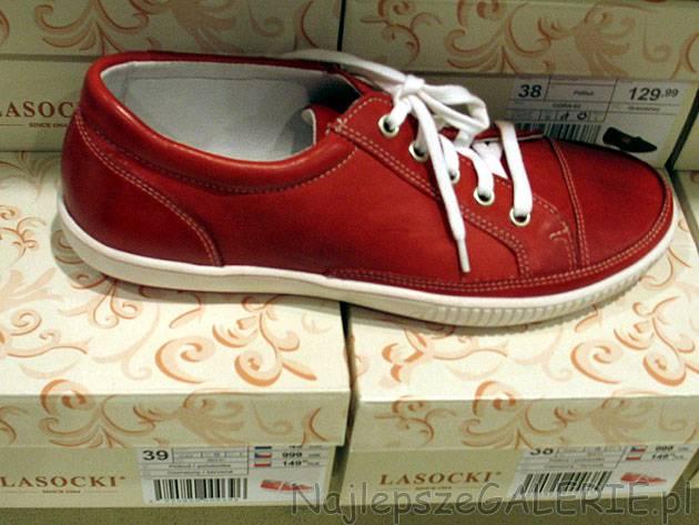 CCC kolekcja wiosna 2010 buty sportowe, młodzieżowe