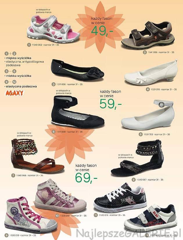 Deichmann buty dla dzieci