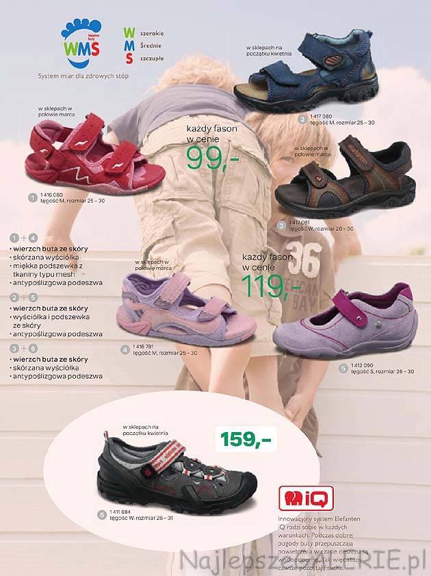 Zdrowe buty dla dziecka NajlepszeGALERIE.pl