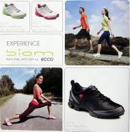 Obuwie Ecco: Experience Biom natural motion by Ecco. Buty do ...
