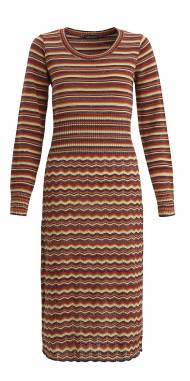 F&F_ladies_Woodland_Chevron knit midi dress_valid, 77 zl, ff ...