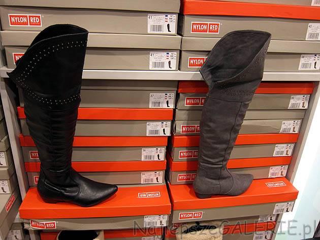 ccc buty damskie kozaki za kolano