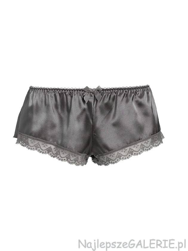 F&F_essentials_Heiress_Silver satin french knickers_valid, 20 zl, ff kolekcja ...